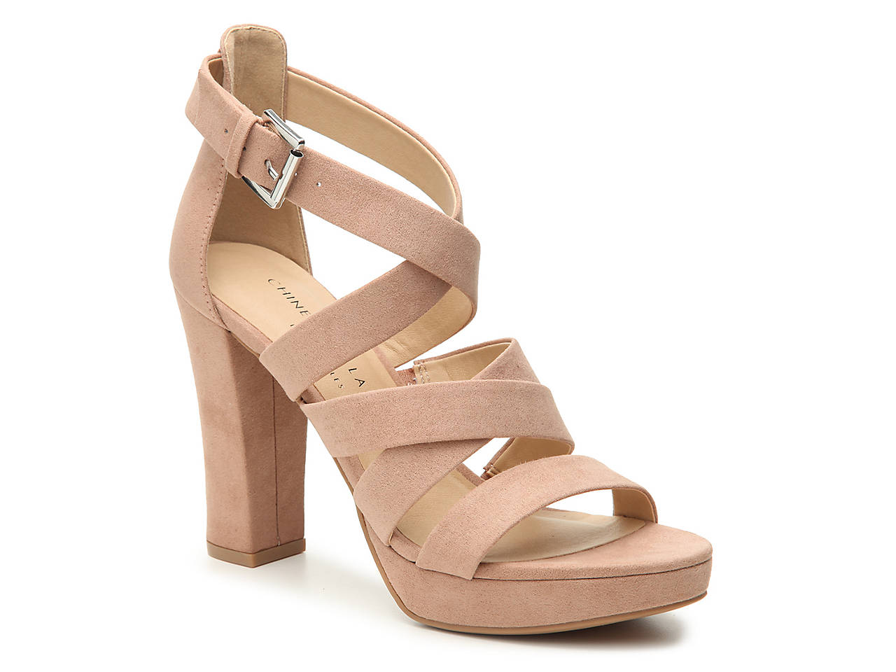 bf0119800a Chinese Laundry Amber Platform Sandal Women s Shoes