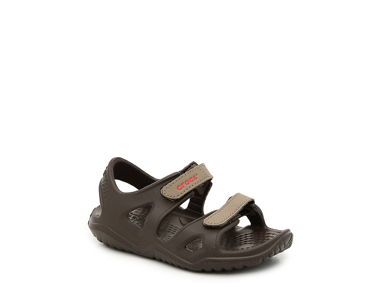 2b24349b7f4b Crocs Swiftwater Toddler   Youth Sandal Kids Shoes