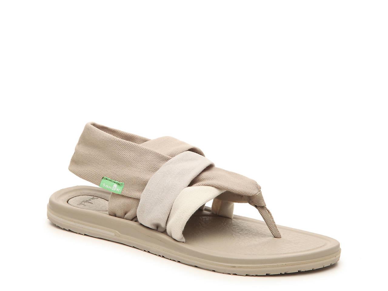 f77db7d8a2109a Sanuk Yoga Sling Sandal Women's Shoes   DSW