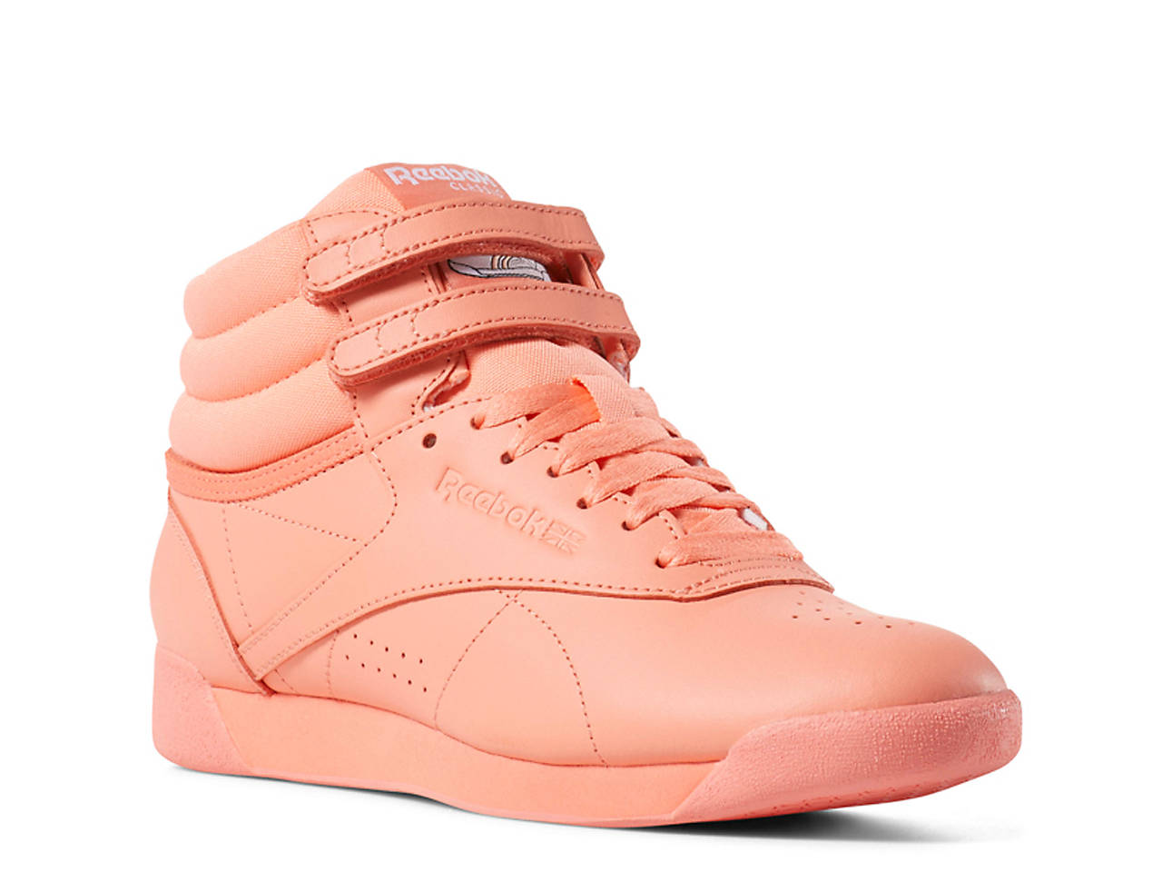 5040b66377e Reebok Freestyle Hi High-Top Sneaker - Women s Women s Shoes