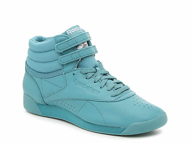 3dd60f71351ad Reebok. Freestyle Hi High-Top Sneaker ...