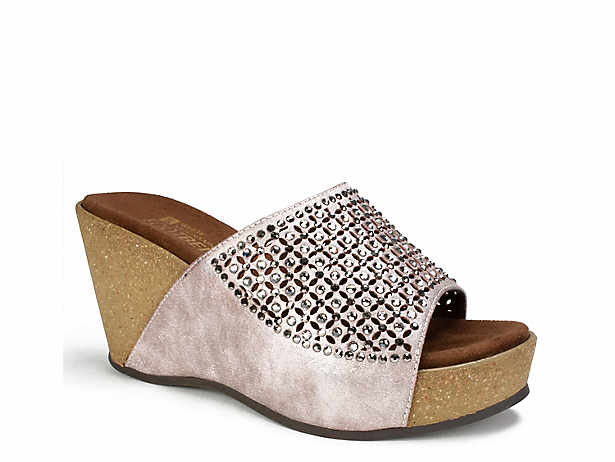 c365d6d03e6 White Mountain. Coventry Wedge Sandal