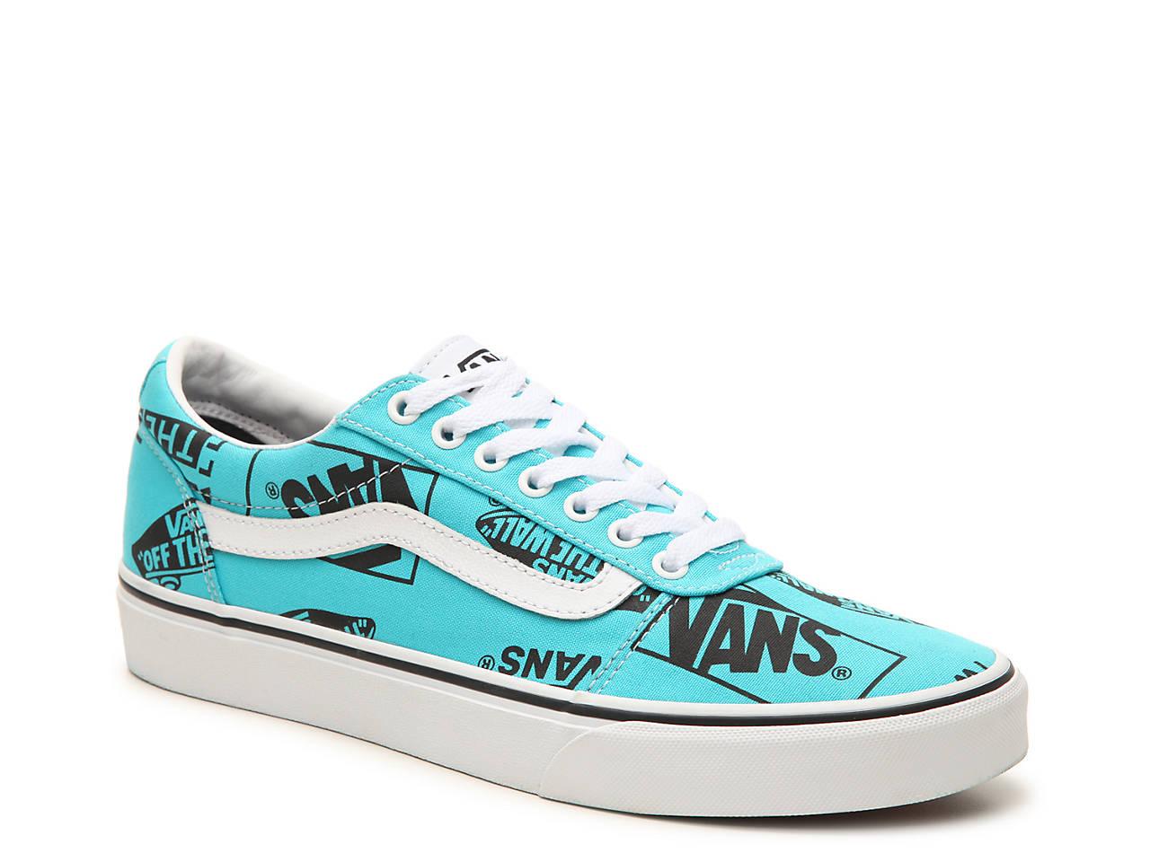 5249c5c656 Vans Ward Lo Print Sneaker - Men s Men s Shoes