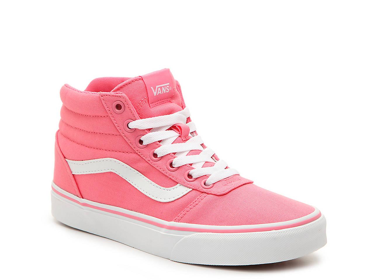 67abb30bfca6 Vans Ward High-Top Sneaker - Women s Women s Shoes