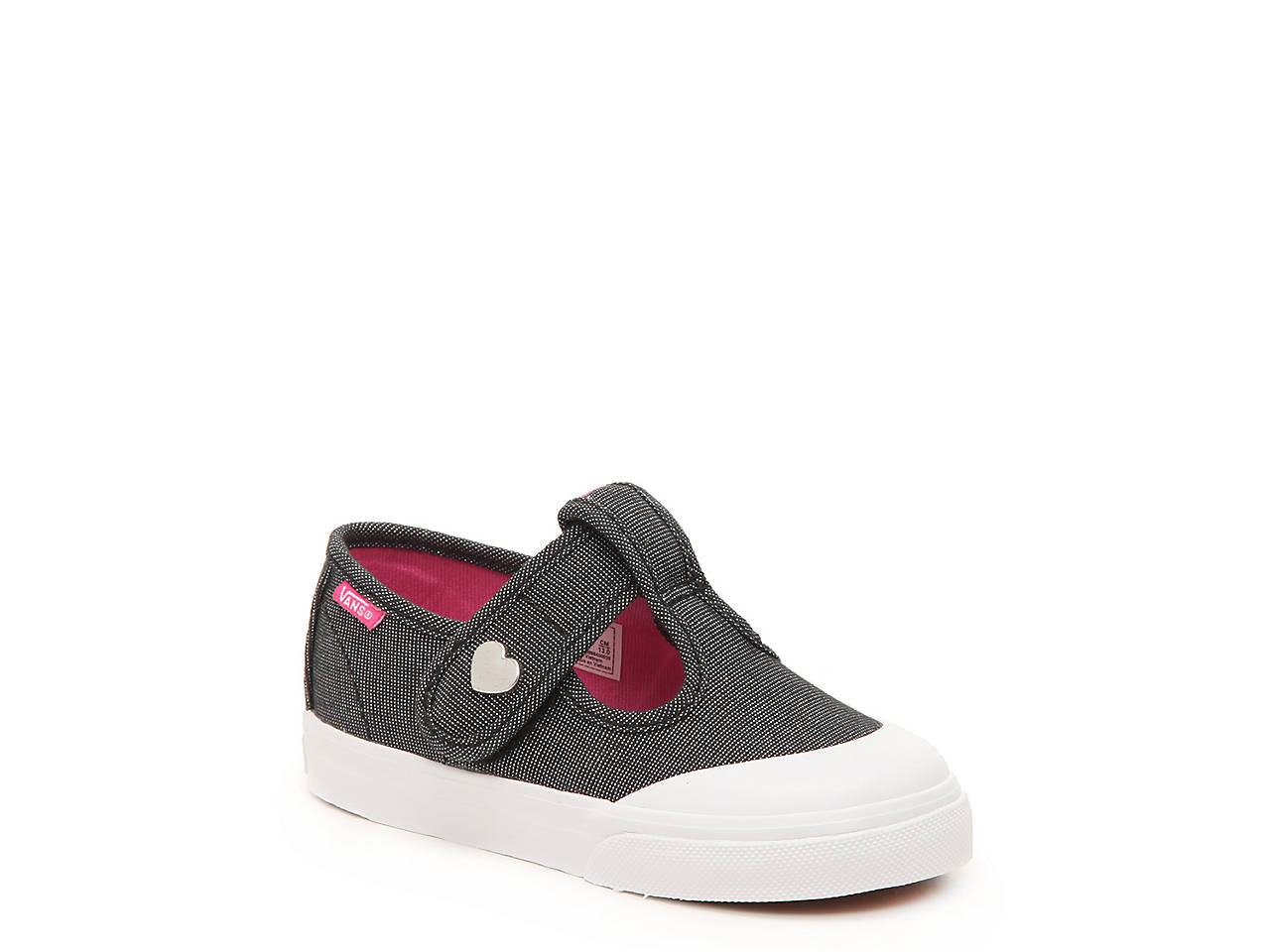 adcca5fab18e08 Vans Lenna Infant   Toddler Mary Jane Sneaker Kids Shoes
