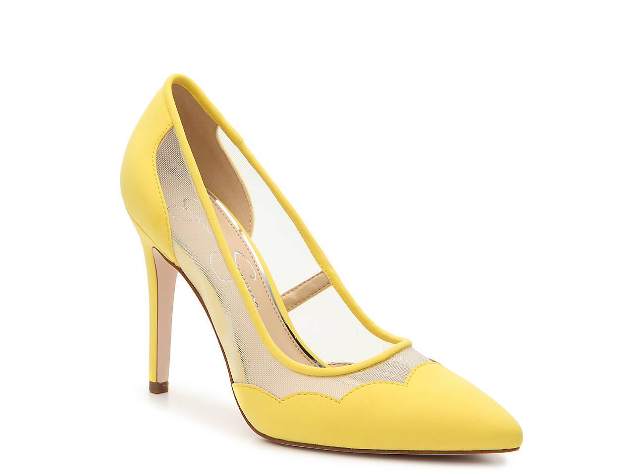 eaf47b61d6c6 Jessica Simpson Pescanta Pump Women s Shoes