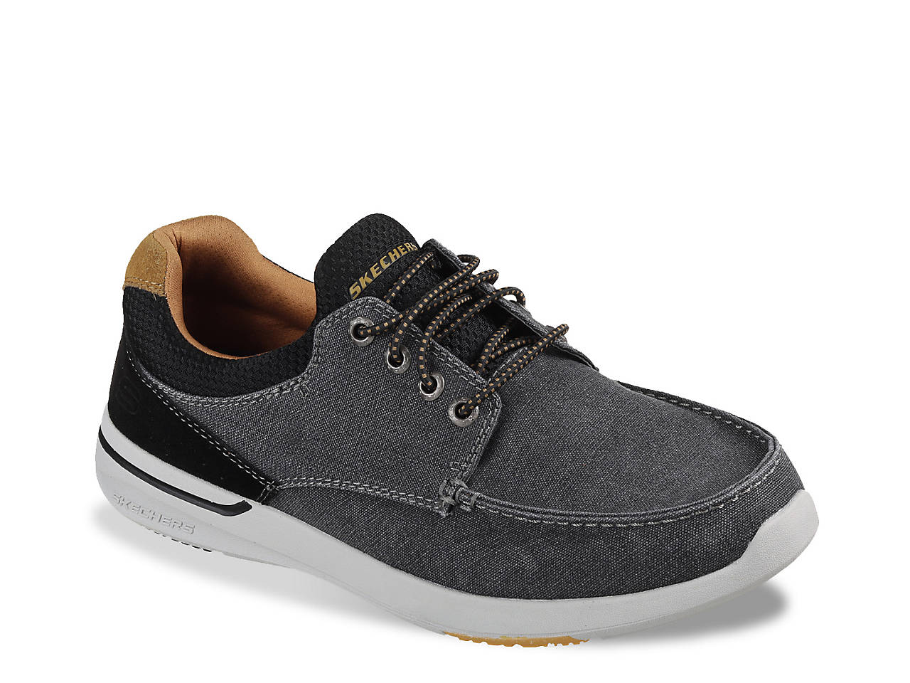66935661168d Skechers Relaxed Fit Elent Mosen Oxford Men s Shoes