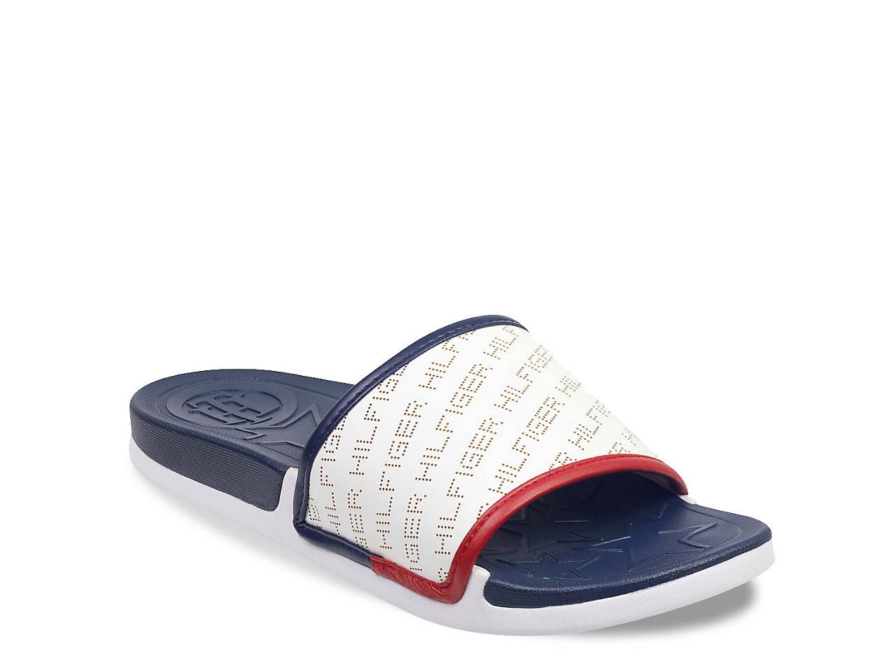 a73c99958 Tommy Hilfiger Yassine Slide Sandal Women's Shoes | DSW