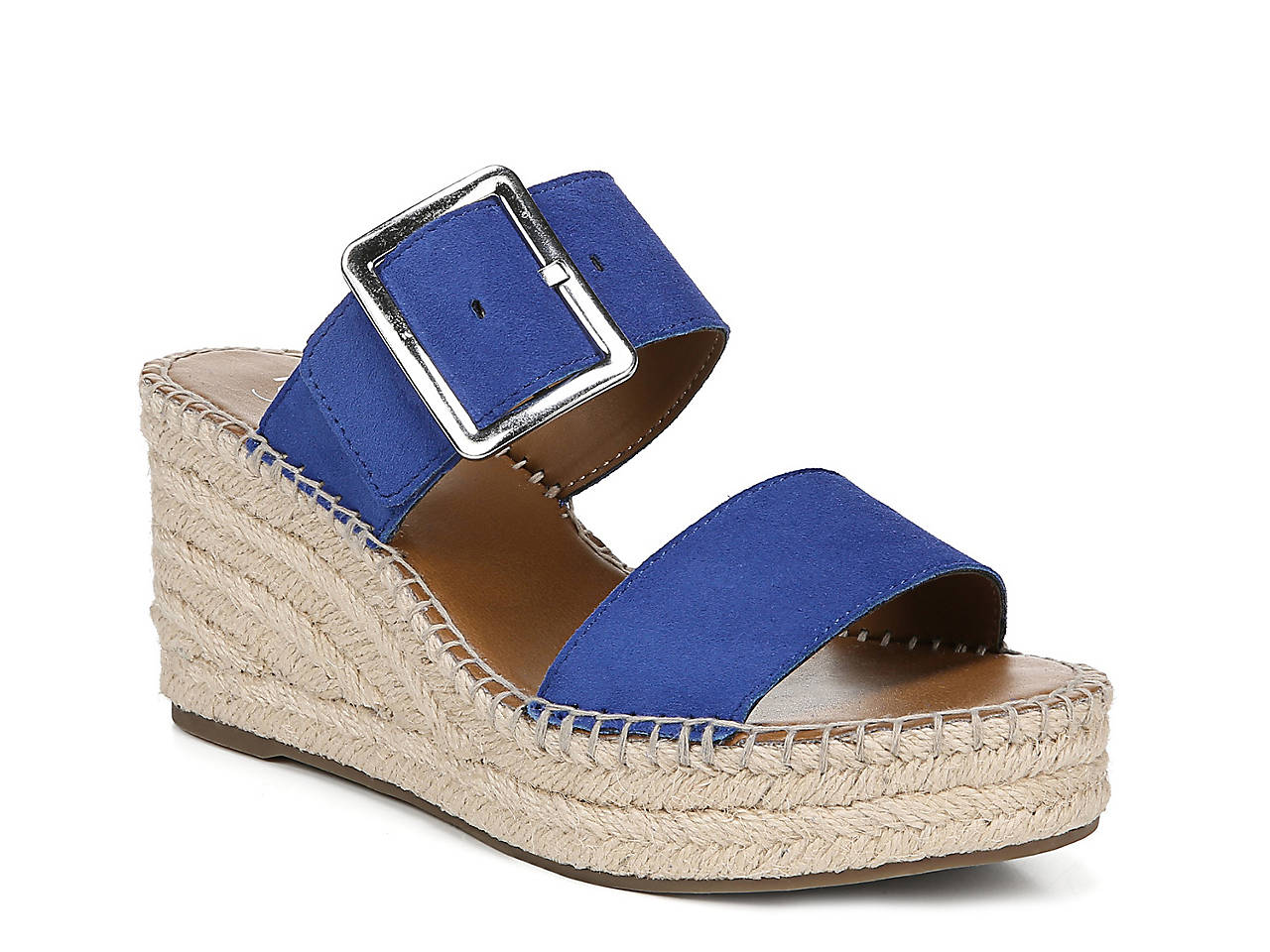 8aeab995c815 Franco Sarto Coastal Espadrille Wedge Sandal Women s Shoes