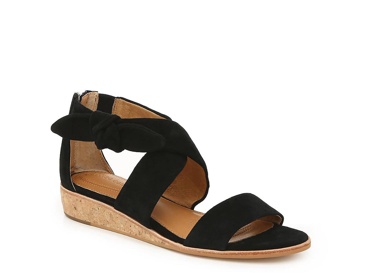 a9b8097d03c Corso Como Rasque Wedge Sandal Women s Shoes