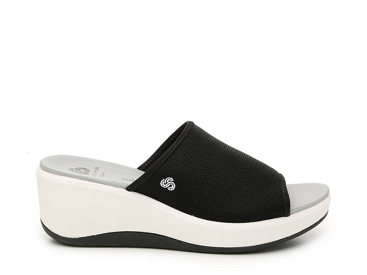 6150d87a22f Cloudsteppers by Clarks Step Cali Bay Wedge Sandal Women s Shoes