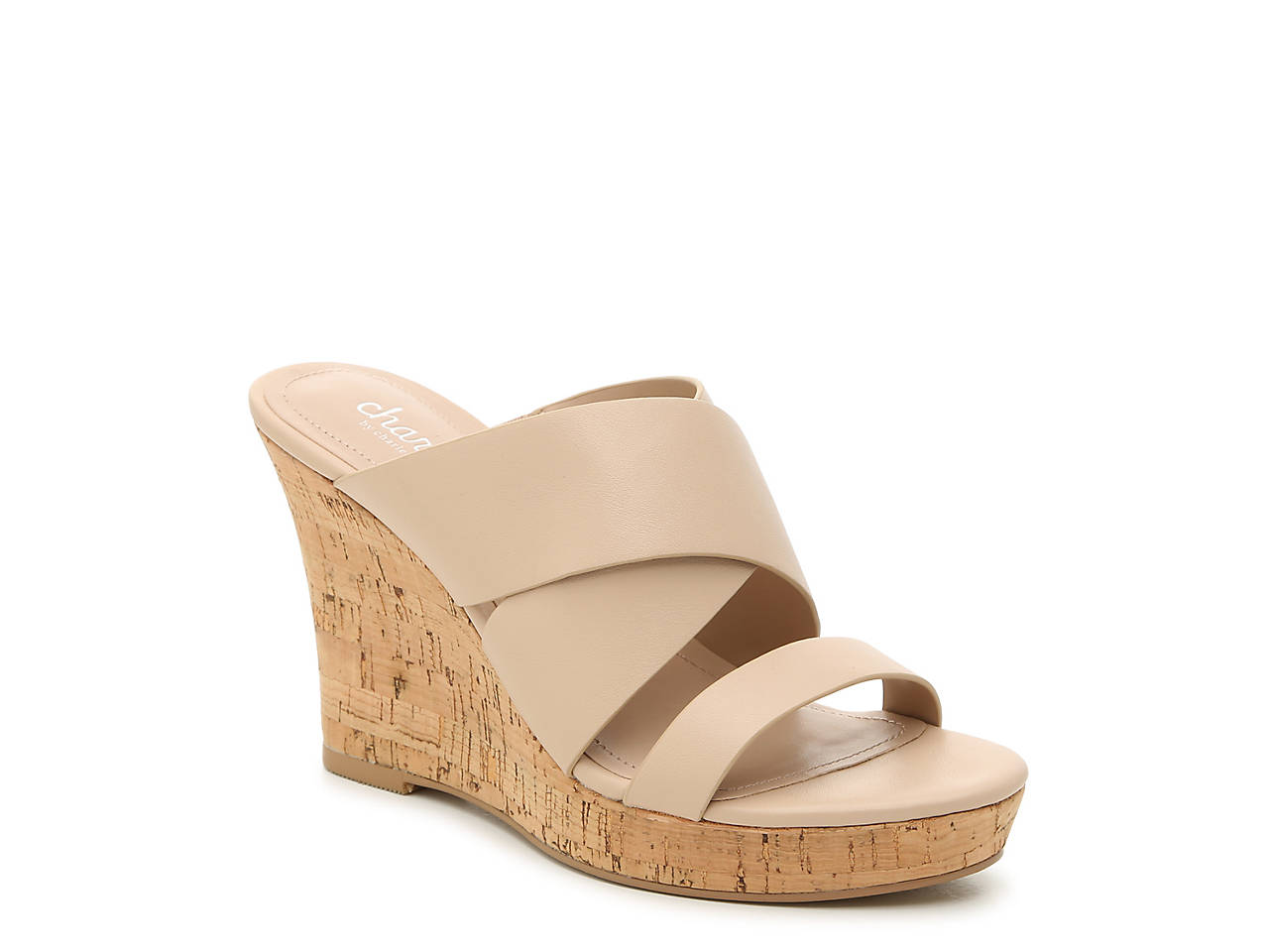 b70b9445c Charles by Charles David Leslie Wedge Sandal Women's Shoes | DSW