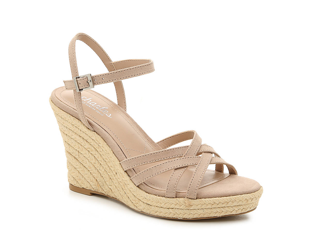 1ab7ee12bc59 Charles by Charles David Lorne Espadrille Wedge Sandal Women s Shoes ...