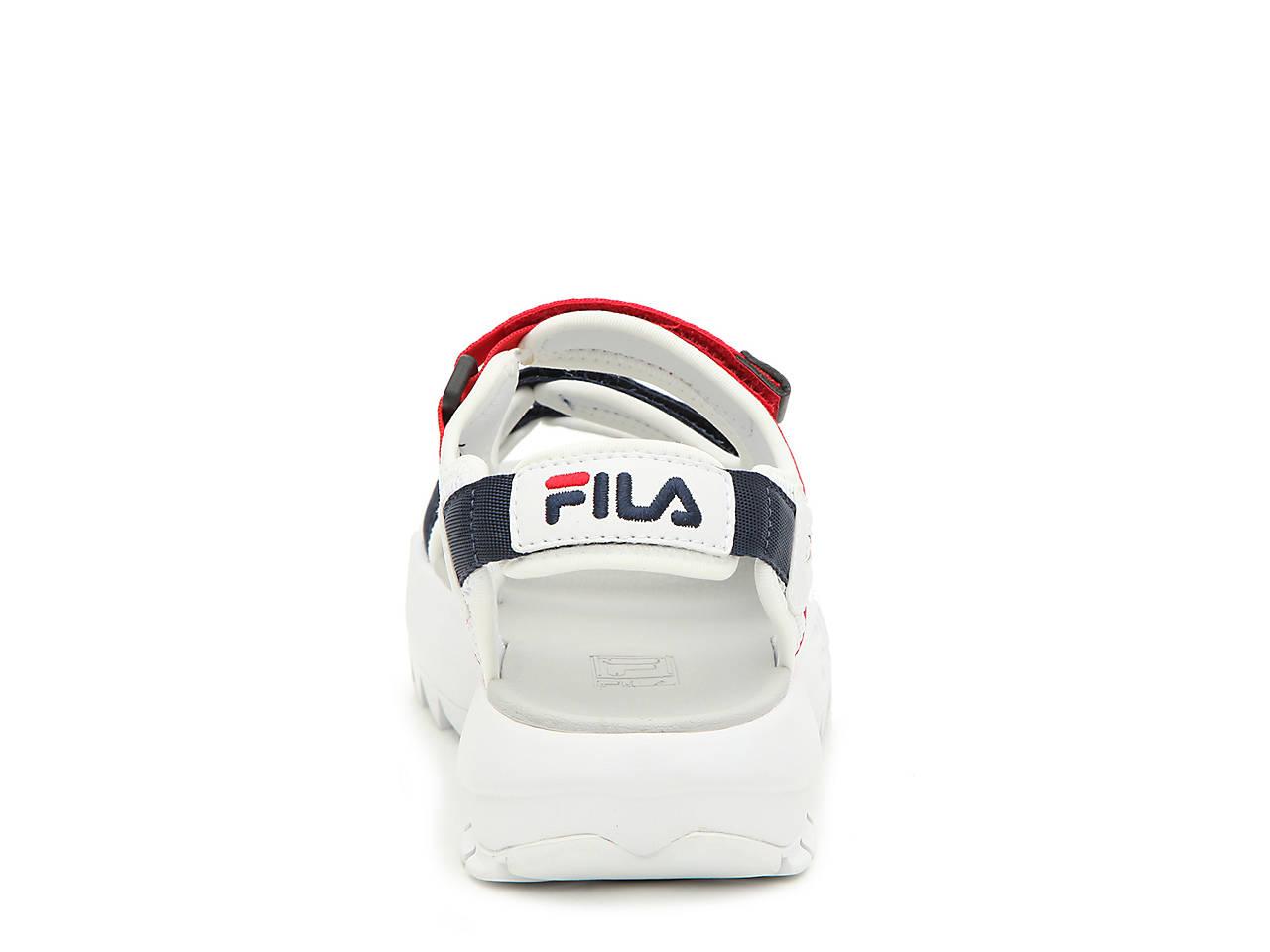 c914815e4670 Fila Disruptor Platform Sandal Women s Shoes