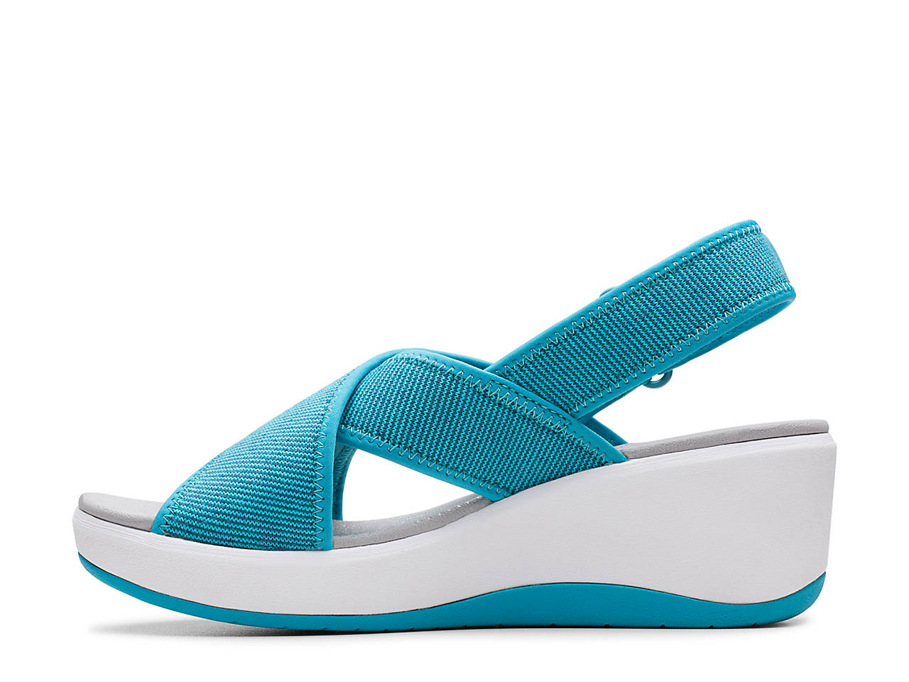 cd5cc7ef8da8 Cloudsteppers by Clarks Step Cali Cove Wedge Sandal Women s Shoes