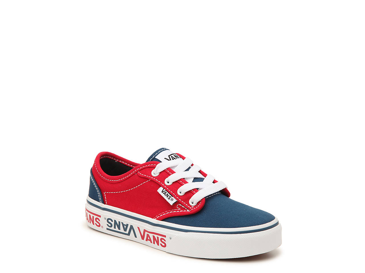 1ce0df3b25c Vans Atwood Youth Sneaker Kids Shoes