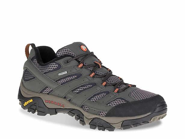 030c186bf9d Merrell Moab 2 Waterproof Hiking Shoe Men's Shoes   DSW