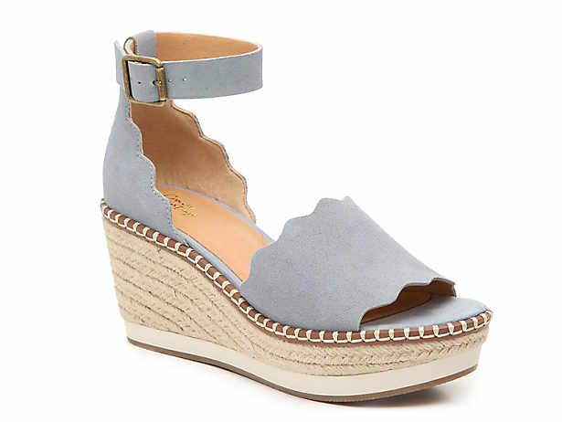a3b499eea1aaf Blue. Sandals. Crown Vintage