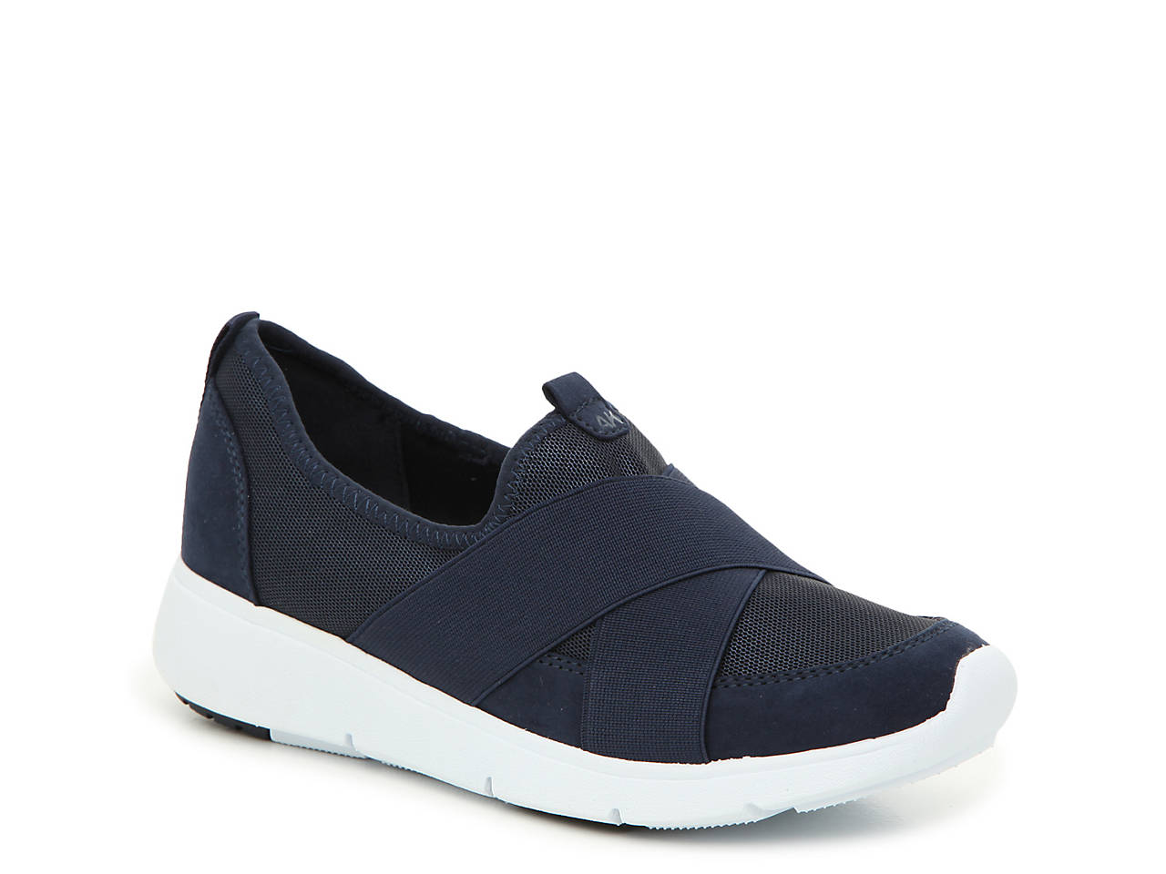 44d5072aa4df Anne Klein Sport Takeoff Wedge Slip-On Women s Shoes