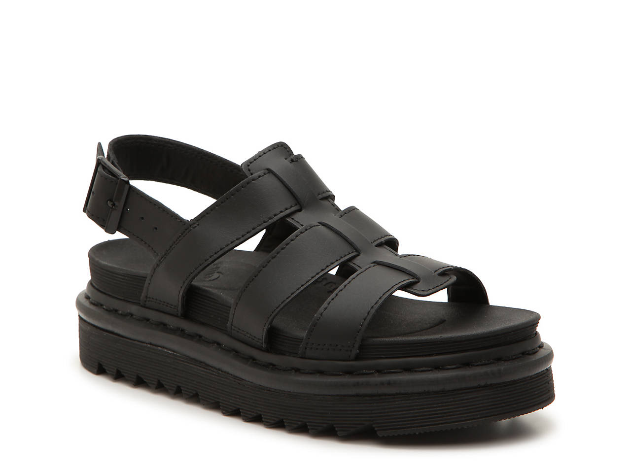 24922c0842f Dr. Martens Yelena Platform Sandal Women's Shoes | DSW