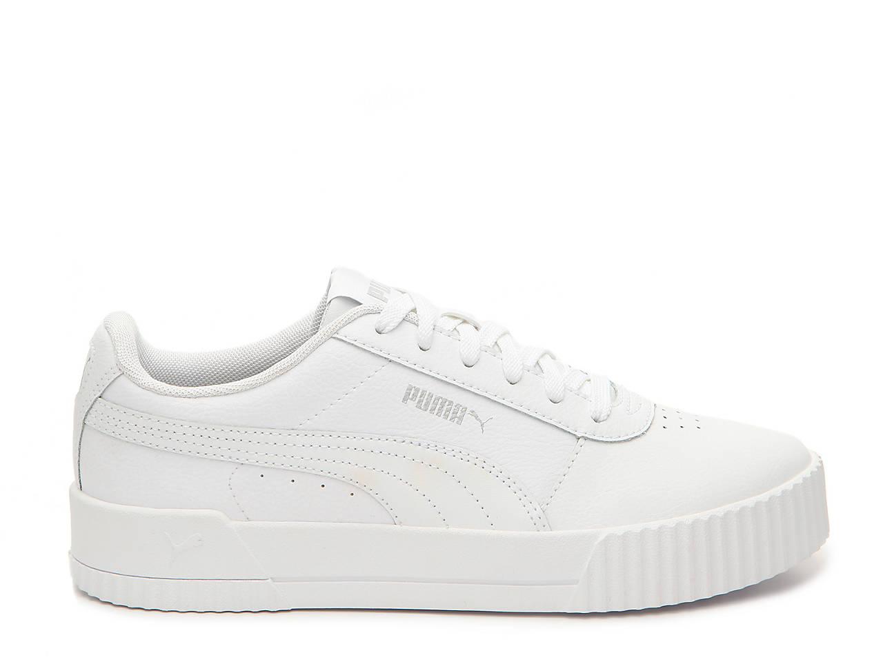 Puma Carina Court Sneaker WhiteWhite