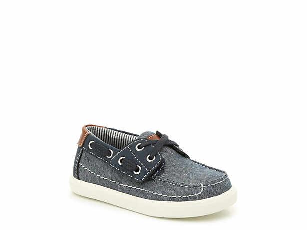 5e108ee28 Max + Jake. Benny Toddler Boat Shoe