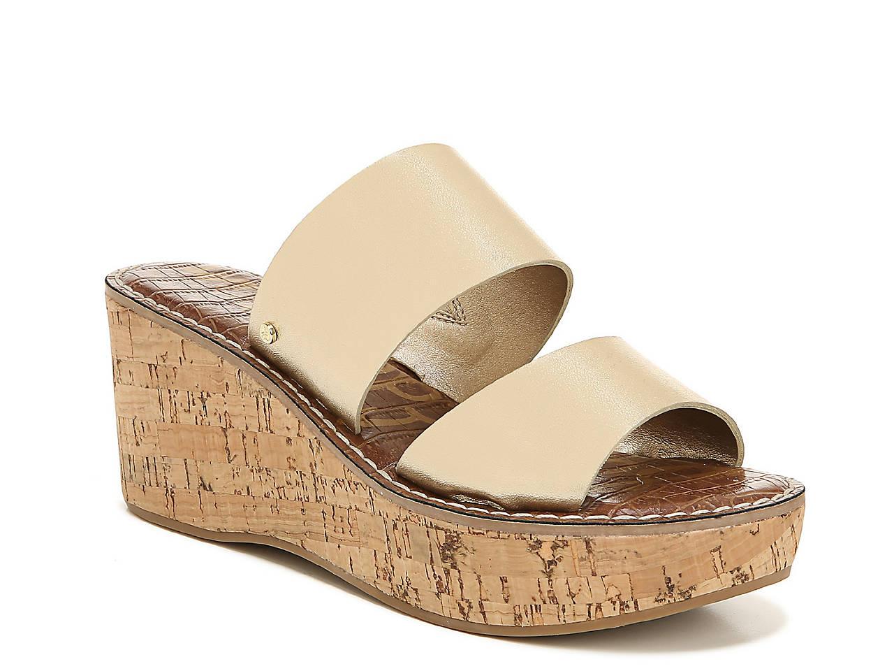 2e80c2801765 Sam Edelman Reta Wedge Sandal Women s Shoes