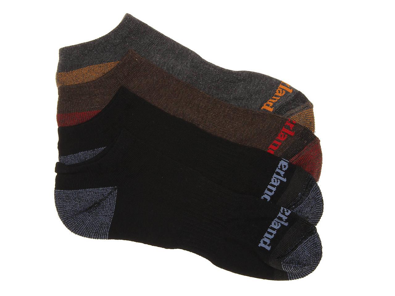 83128e65b7d5b Timberland Cushioned Men's No Show Socks - 4 Pack Men's Handbags ...