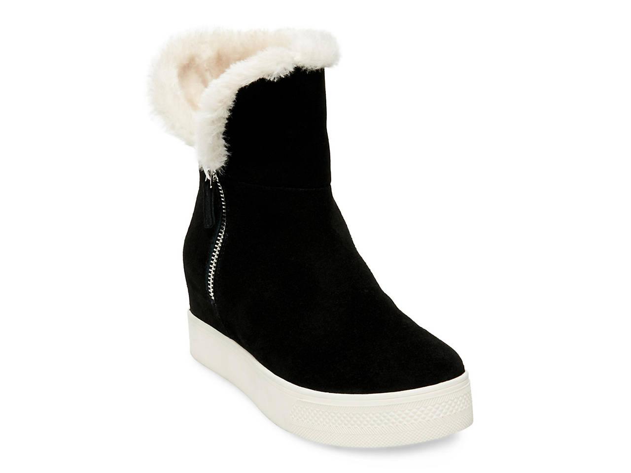 8f1891b985e1fb Steve Madden Weston Wedge Bootie Women s Shoes