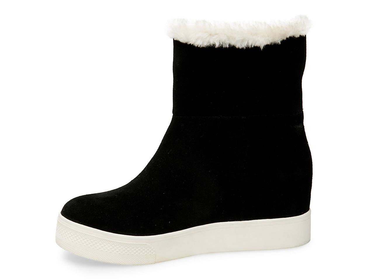 6652e03faf6 Steve Madden Weston Wedge Bootie Women s Shoes