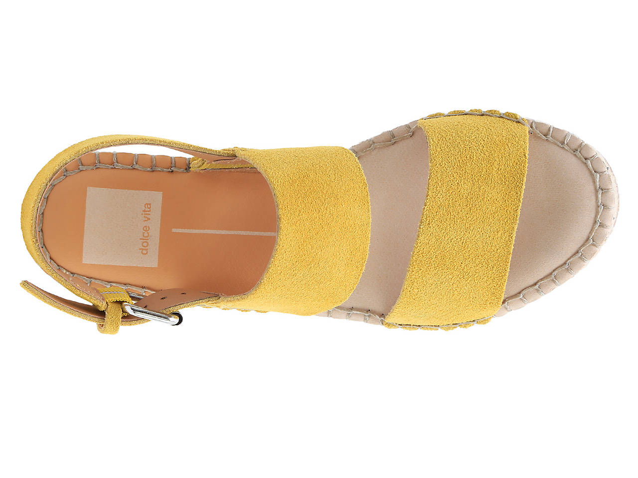 af5df43579b8 Dolce Vita Mauri Espadrille Wedge Sandal Women s Shoes
