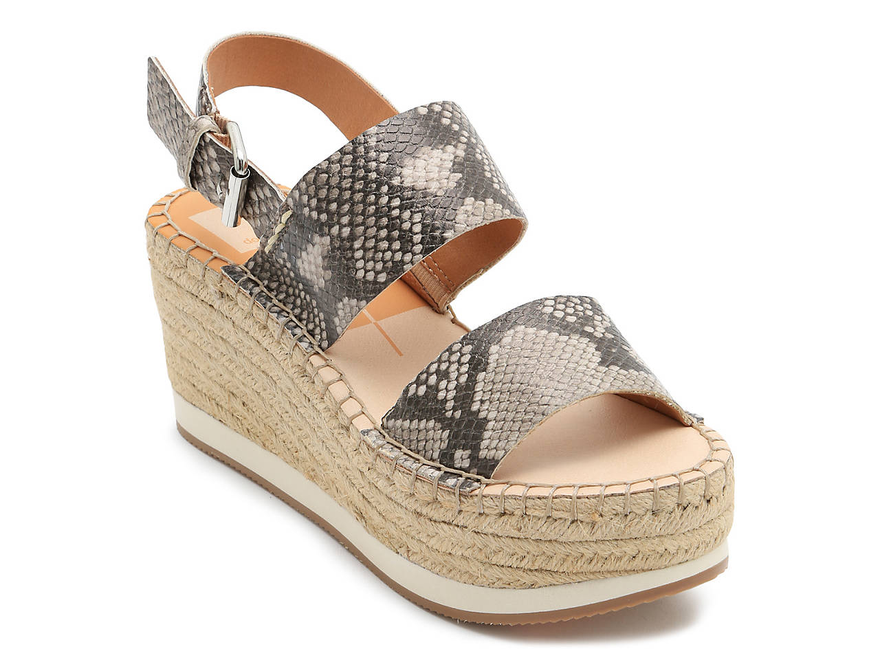 7614a756a7e Dolce Vita Mauri Espadrille Wedge Sandal Women s Shoes
