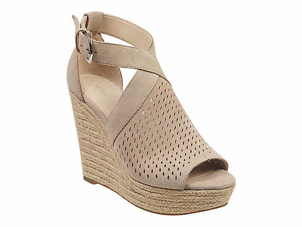 a76a3c11e47 Steven by Steve Madden Sirena Espadrille Wedge Sandal Women's Shoes ...