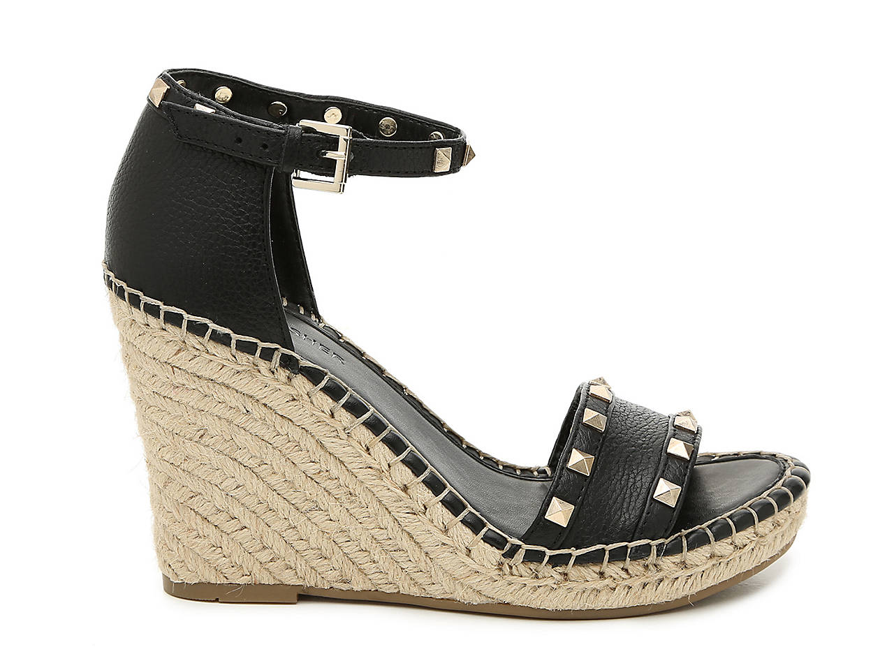 aaef075cb8d7 Marc Fisher Kegan Espadrille Wedge Sandal Women s Shoes