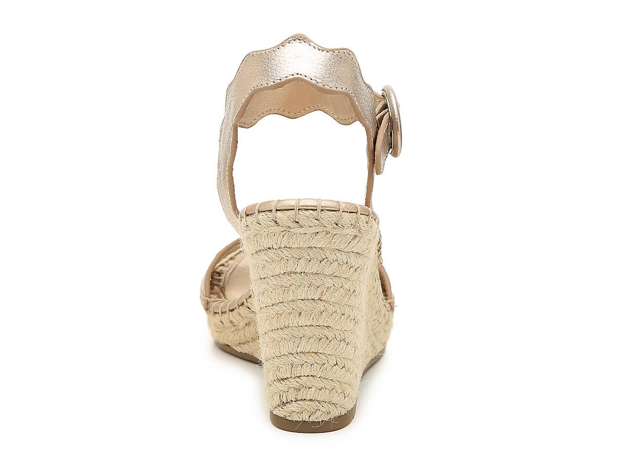 577d28aeedb Marc Fisher Kai Espadrille Wedge Sandal Women s Shoes