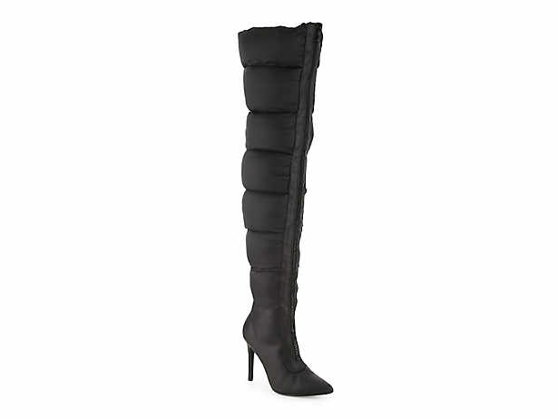 14947406658 Privileged. Pauline Over The Knee Boot
