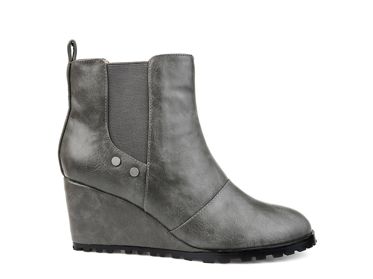 60804e858045 Journee Collection. Jessie Wedge Chelsea Boot. InStock.  64.99. Comp. value   85.00