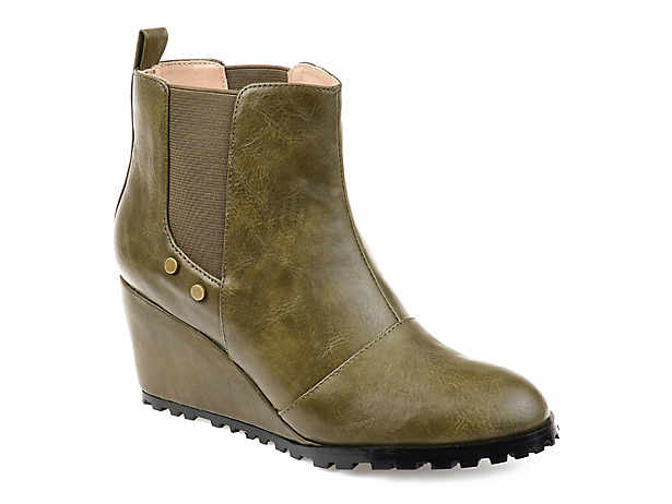 Wedge. Boots. Journee Collection 43312d26c9