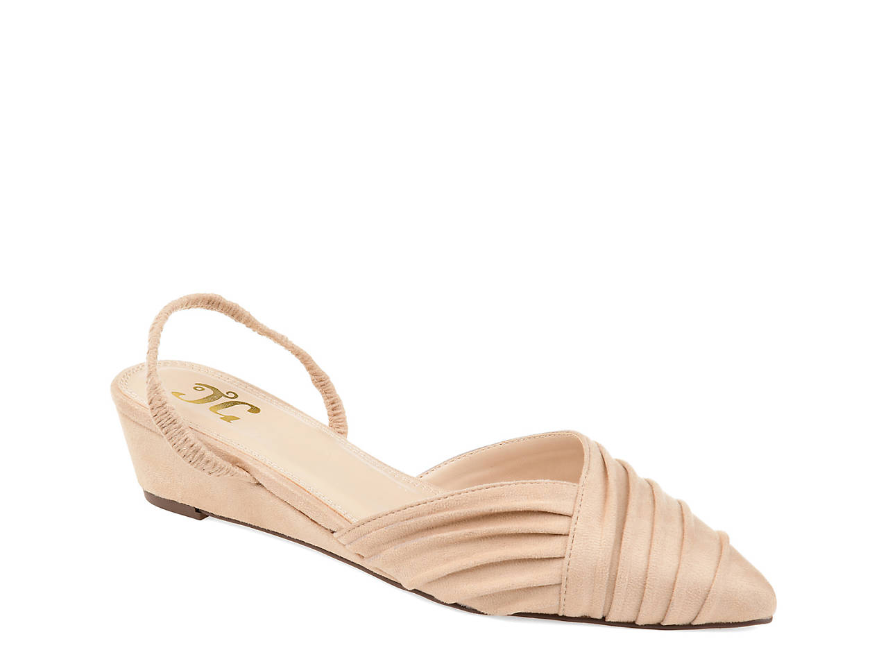 ce07438aefaf Journee Collection Kato Wedge Pump Women s Shoes