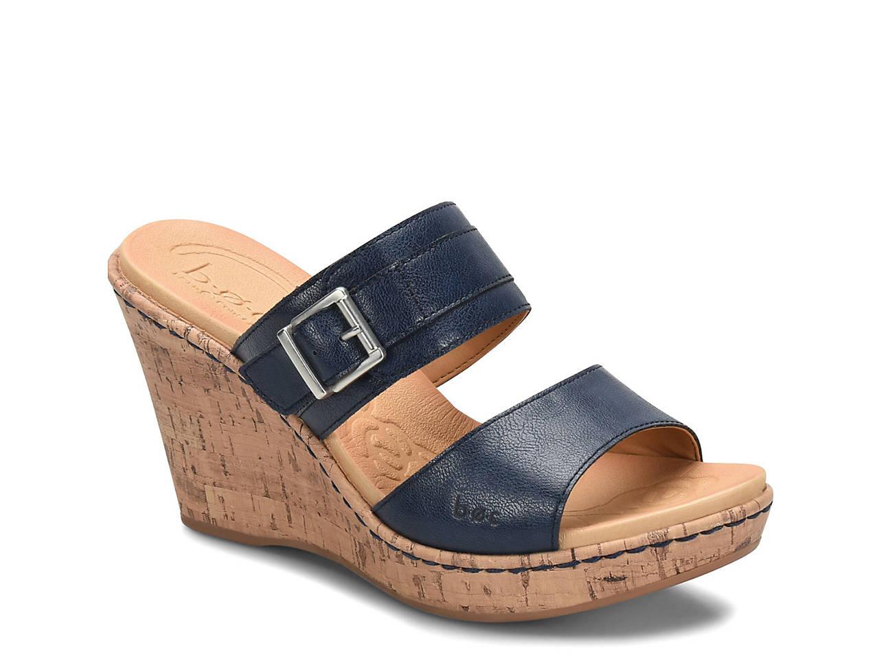 a5cc94dd23 b.o.c Pounce Wedge Sandal Women's Shoes | DSW