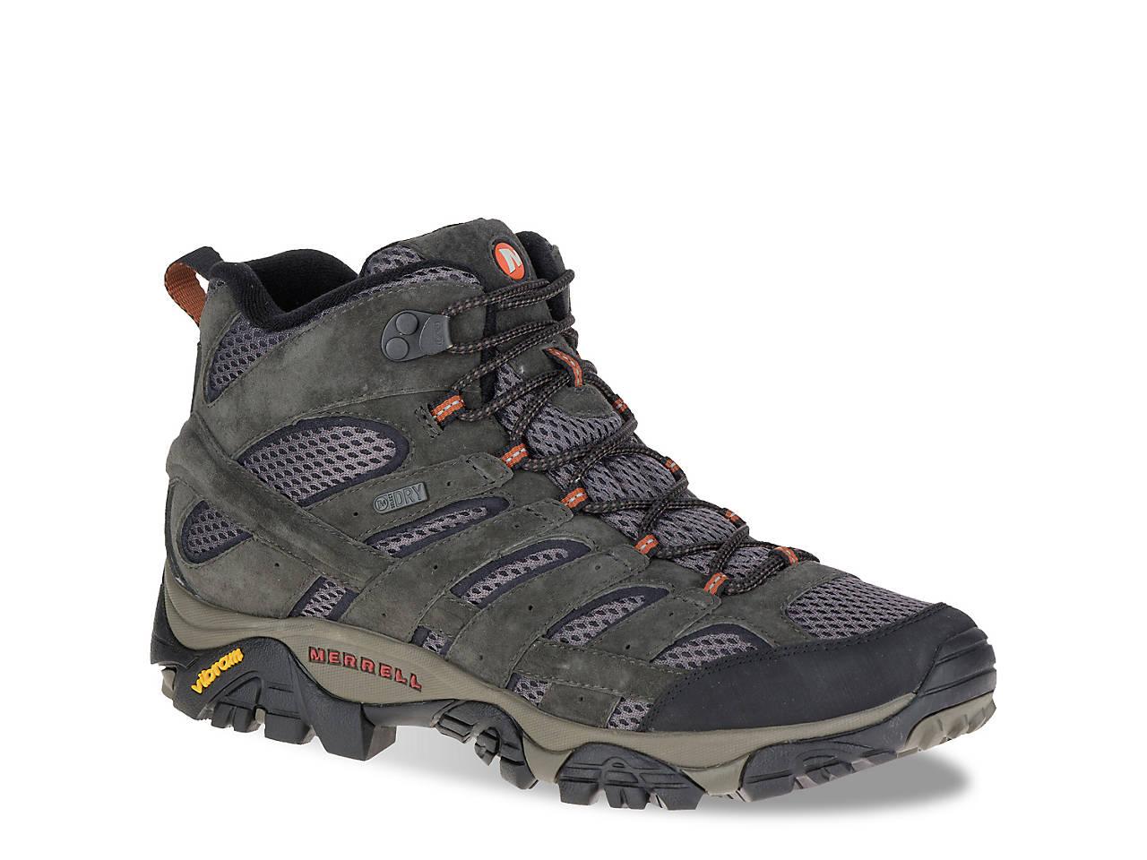 62949d6eb53 Merrell MOAB 2 Mid Waterproof Boot Men's Shoes   DSW