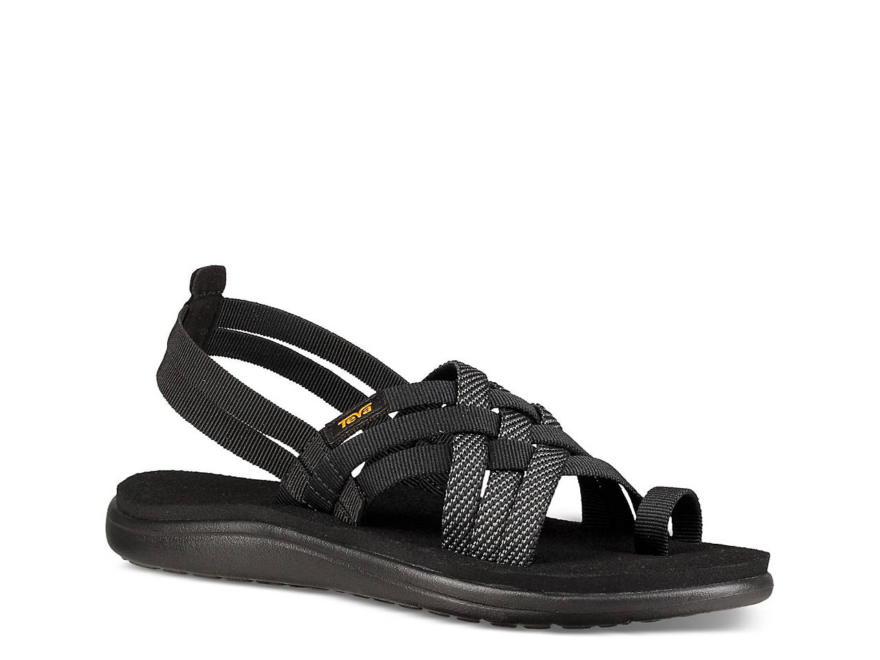 c3bae4a877a7 Teva Voya Strappy Sandal Women s Shoes