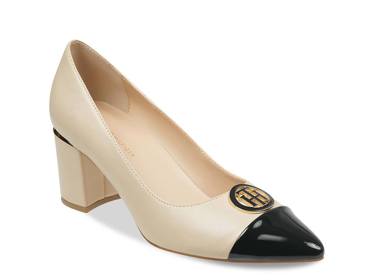 904bb16b7 Tommy Hilfiger Neysa 2 Pump Women s Shoes
