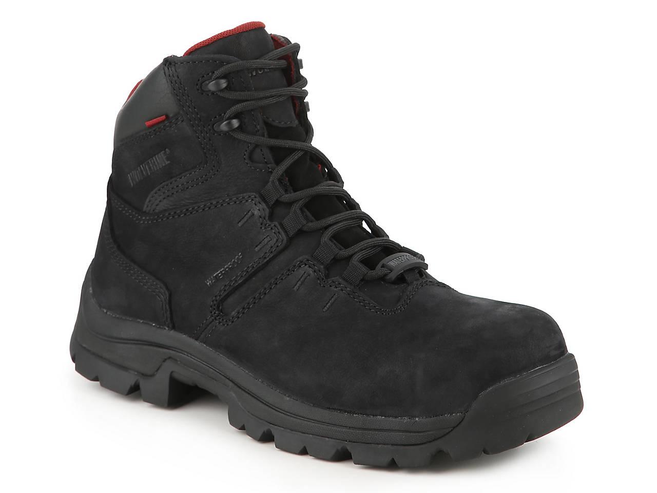 5905602c752 Bonaventure Steel Toe Work Boot