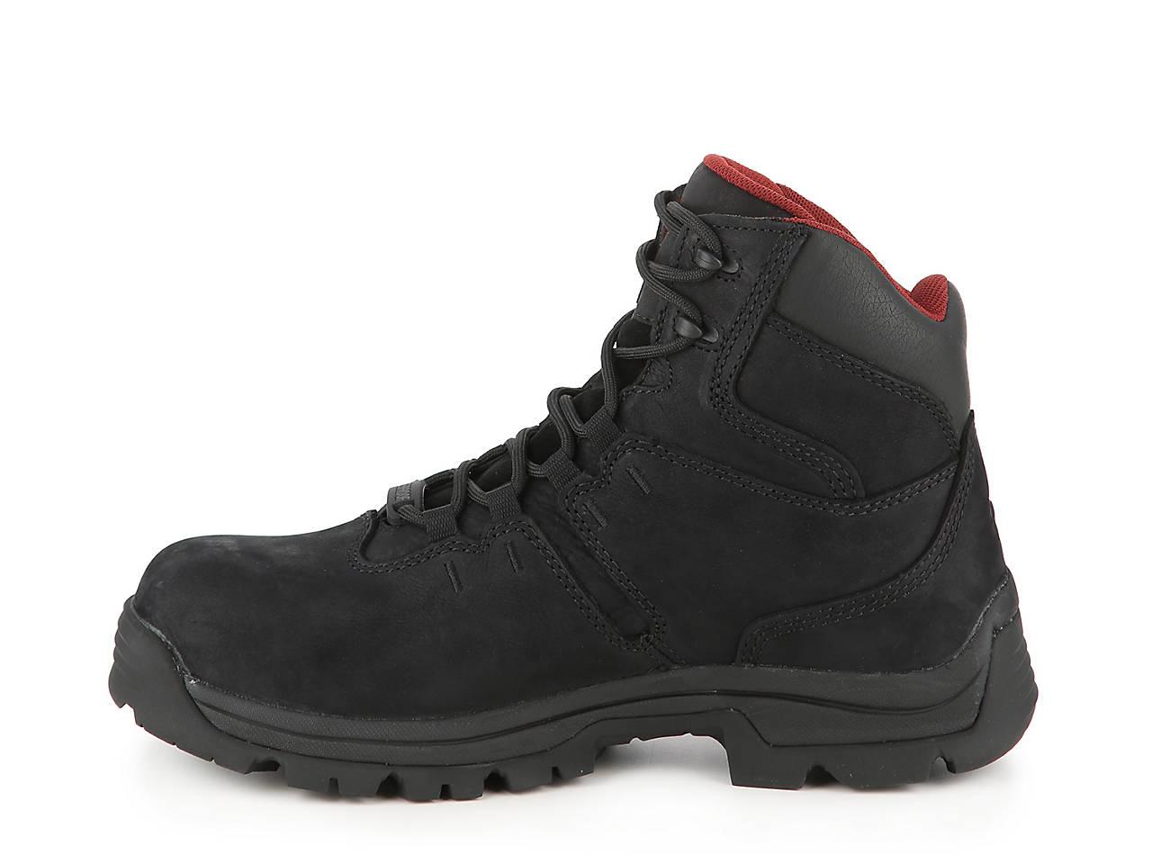 9cbc016d007 Bonaventure Steel Toe Work Boot