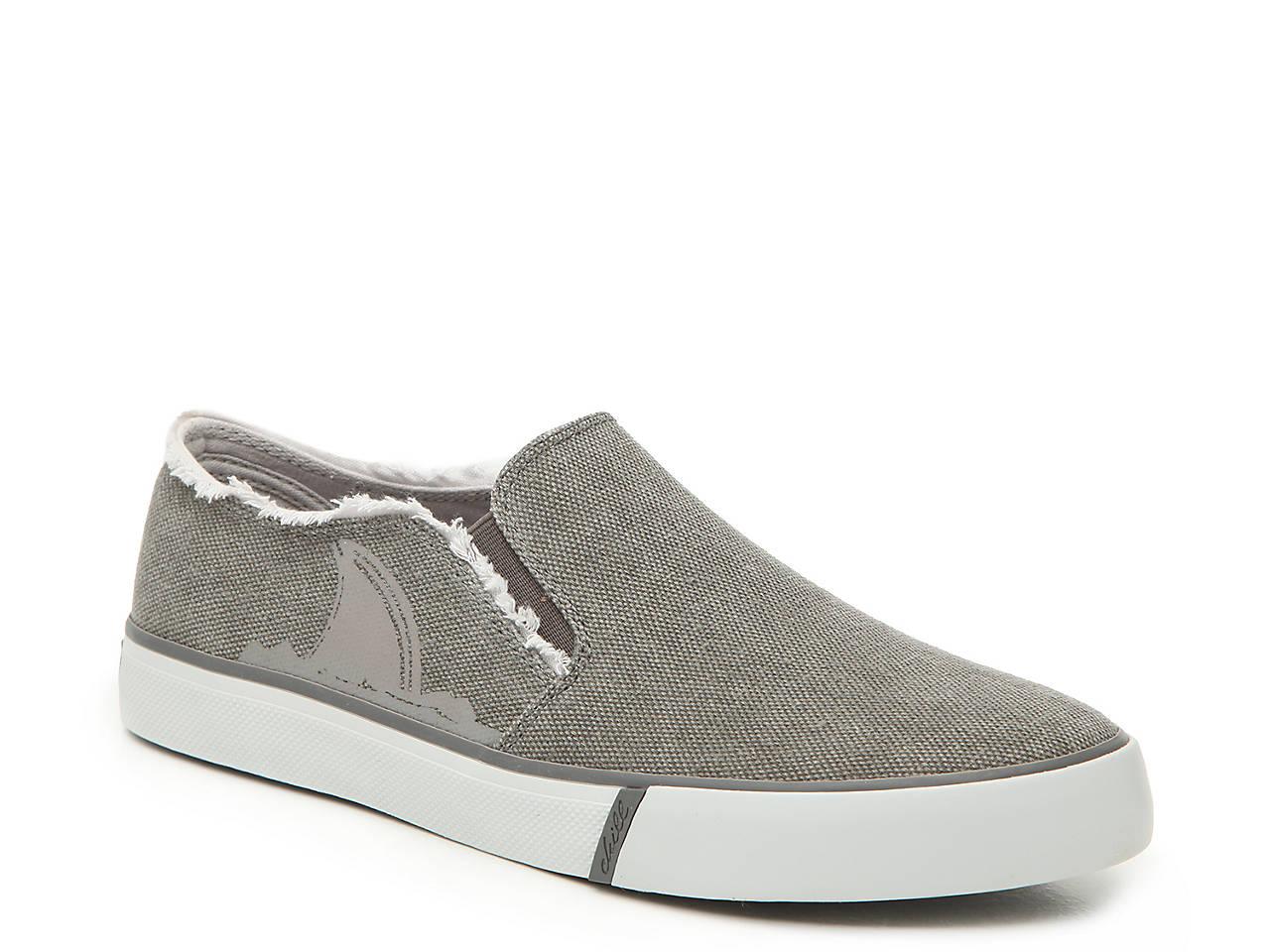 7921ce7f2a0f1 Margaritaville Spinnaker Shark Slip-On Sneaker Men s Shoes