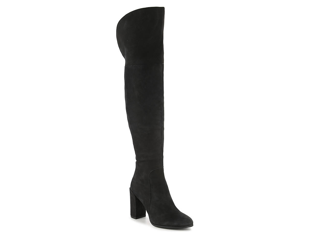 bacfbe259ca Kenneth Cole Jack Over The Knee Boot Women s Shoes