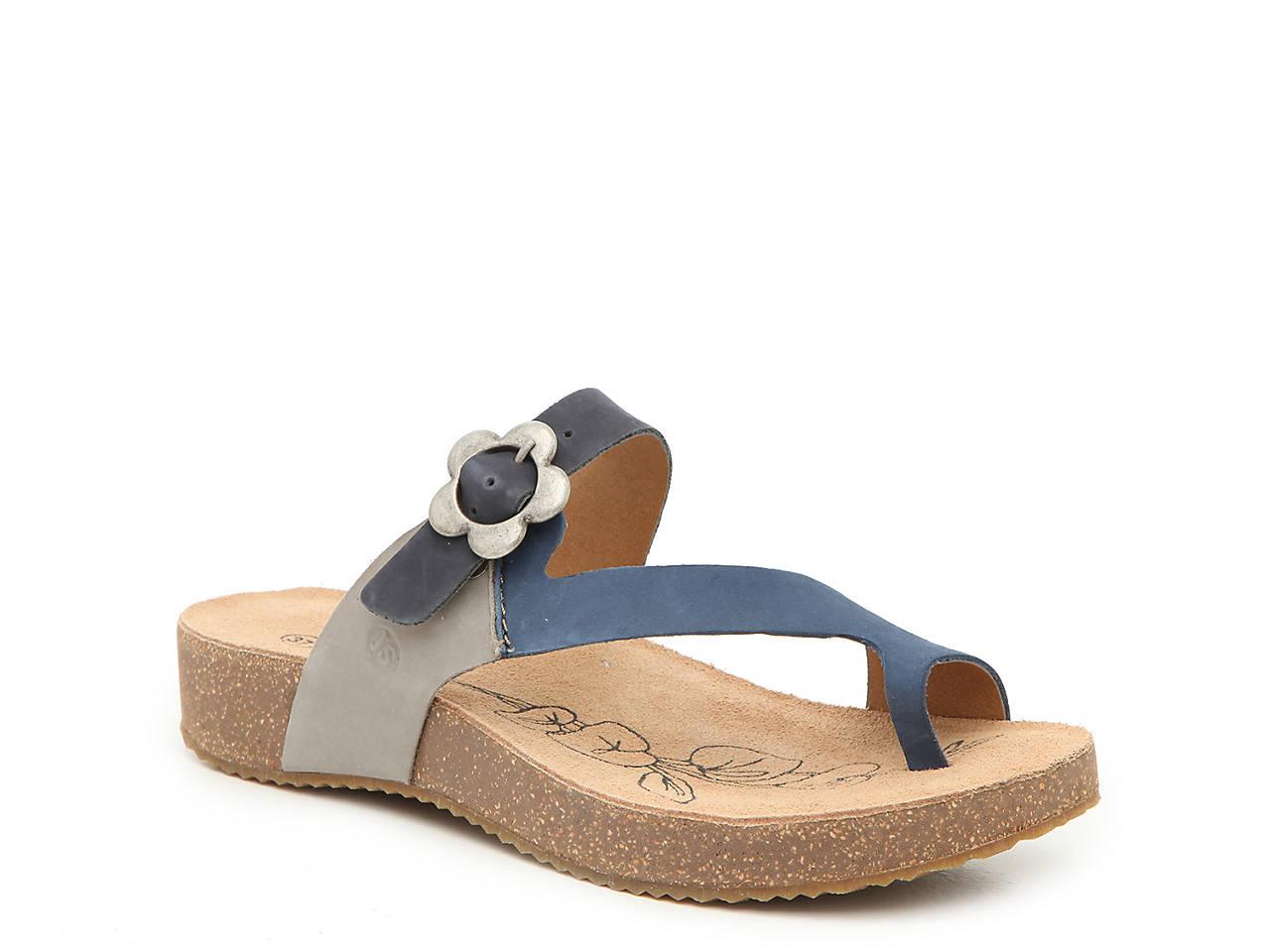 b1e1927aa441 Josef Seibel Tonga 23 Wedge Sandal Women s Shoes