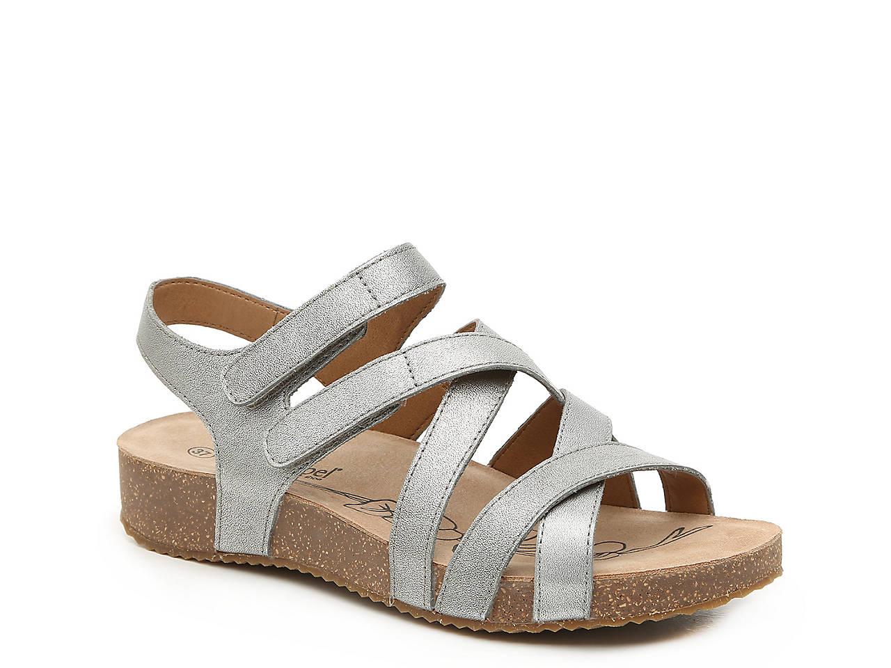 f3d2bfda1efa Josef Seibel Tonga 37 Wedge Sandal Women s Shoes