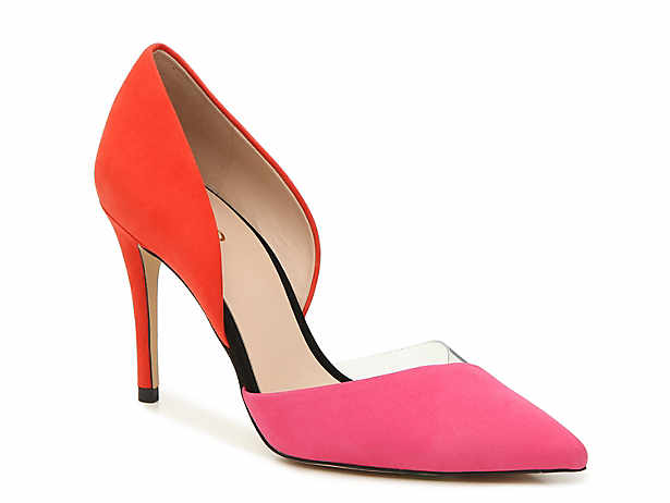 Women s Pink Pumps  2c783b9010